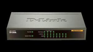 D-Link 8 port switch