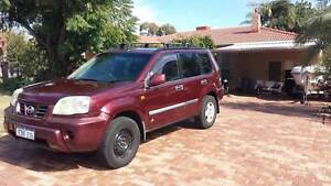 2002 Nissan X-trail Wagon Duncraig Joondalup Area Preview