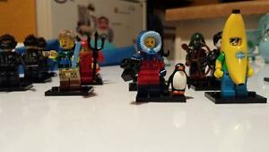 Lego Mini Figures Series 16
