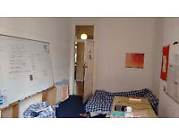 Bedroom available in West End of Glasgow near Bar 78
