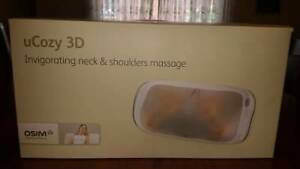 Brand new still in box OSIM uCozy 3D neck and shoulders massage. Carnegie Glen Eira Area Preview