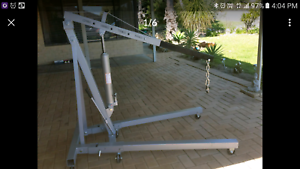ENGINE CRANE HIRE Wanneroo Wanneroo Area Preview