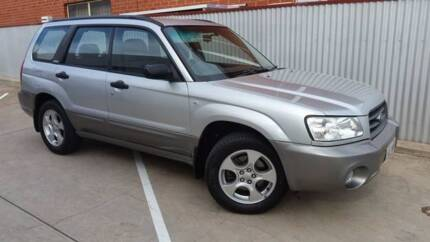 Low 152125kms Automatic Subaru Forester Wagon