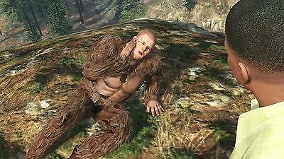 Bigfoot-Jagd gefällig?