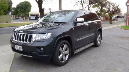 2011 Jeep Grand Cherokee Limited 4x4 Oakden Port Adelaide Area Preview