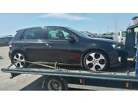 Golf gti 2.0 mk6 all parts available