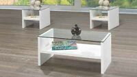 IF-2054 3pc Coffee Table Set