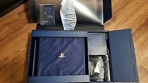 Sony PS4 Pro 2TB 500 Million Limited Edition w/ matching cntrlrs
