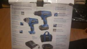 20v lithium drill and driver Cambridge Kitchener Area image 1