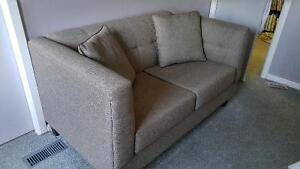 Love seat from The Bay Kitchener / Waterloo Kitchener Area image 1