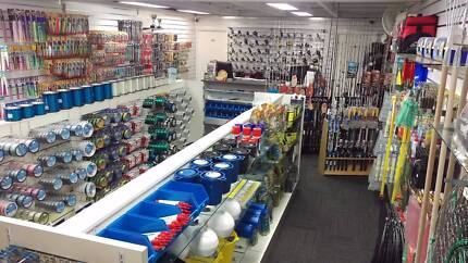 Fishing Tackle Retail Business