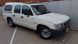 2.7L 4 Cylinder engine rear wheel drive. Toyota Hilux Ute Gilles Plains Port Adelaide Area Preview