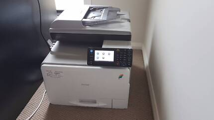Ricoh Aficio MP C305spf digital office printing machine