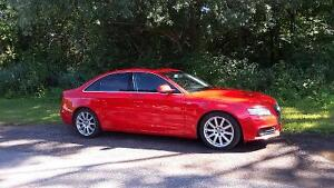 2009 Audi A4 2.0T TFSI QUATTRO SLINE