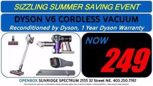 Dyson V6 Cord-Free Vacuum, 1 Year Dyson Warranty