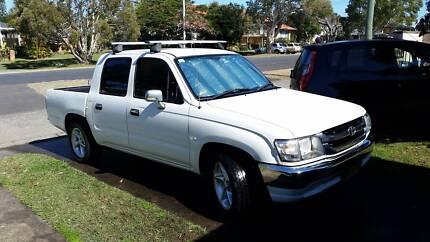 2000 Toyota Hilux Ute