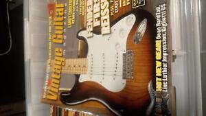 Vintage Guitar Magazine, back issues London Ontario image 1