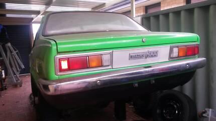 1977 Holden Gemini Sedan