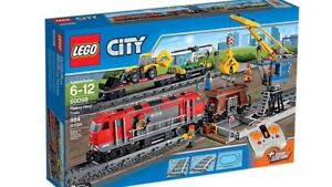 Brand New LEGO 60098 Heavy-Haul Train Ryde Ryde Area Preview