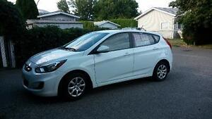 2013 Hyundai Accent black Other