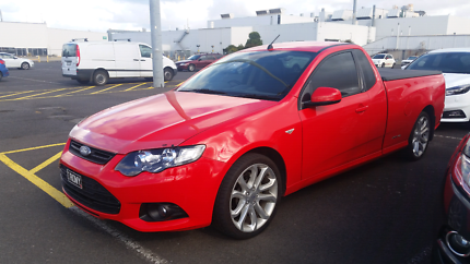 2012 Ford Falcon Ute FG MkII XR6 Ecolpi Luxury Pack