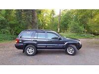 JEEP GRANDCHEROKEE LIMITED 4.0