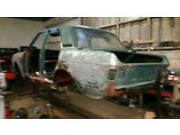 Mk2 cortina project