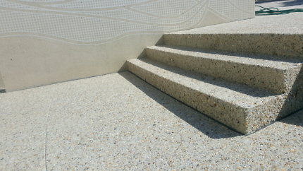 K8 concrete
