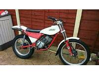 Fantic 305 with Honda 100cc two stroke engine for sale or swap