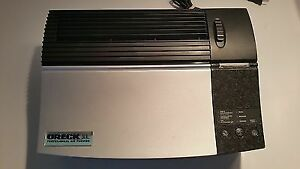 Oreck Air Purifier Type 2 Model: AIRPCS Easy to Clean No Filters