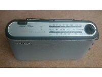 sony icf-703L 3 band radio,great condition!!!