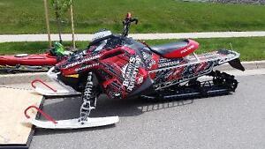 Polaris Assault Snowmobile
