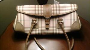 Burberry pink handbag Kitchener / Waterloo Kitchener Area image 1