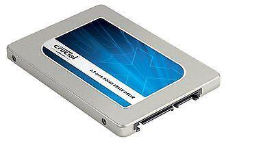 SSD-Festplatte: Crucial BX100 250 GB