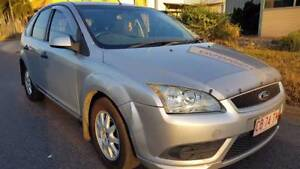 2008 Ford Focus Hatchback Winnellie Darwin City Preview