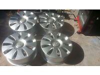 Audi A3 16 Alloy Wheels FULLY REFURBISHED Rims Bargain