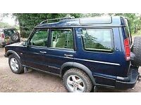 Land Rover Discovery very good condition