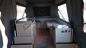 2008 Cub Supermatic Hardfloor Camper