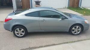 2007 Pontiac G6 GT Coupe (2 door)