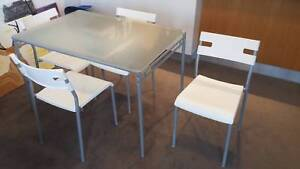 Dining table + 4 seats Erskineville Inner Sydney Preview