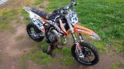 2016 KTM 65 Lewiston Mallala Area Preview