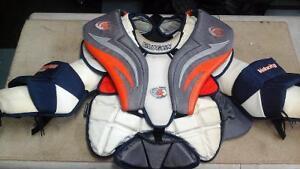 Équipement de gardien de but de hockey à vendre s'emparer m'en West Island Greater Montréal image 5