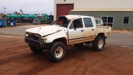 Wanted - Broken Utes, Vans & 4x4s - All Commercial Wreckers