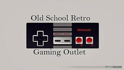 Old School Retro Gaming Outlet