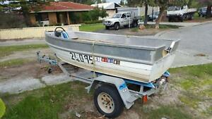 12ft Tinnie only ....trailer SOLD Gosnells Gosnells Area Preview