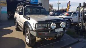 1994 Toyota Landcruiser GXL 80 Series Wagon AUTO LOTS OF EXTRAS Williamstown North Hobsons Bay Area Preview