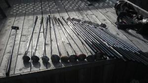 27 golf clubs