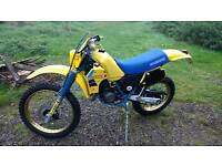 Suzuki TS125X