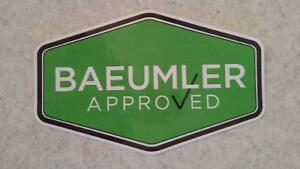 BAEUMLER APPROVED. BBB. MOULD/MOLD/ASBESTOS REMOVAL. ACCLAIMED Edmonton Edmonton Area image 1