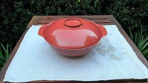 Vintage Melamine Melotid Bowl Golden Grove Tea Tree Gully Area Preview
